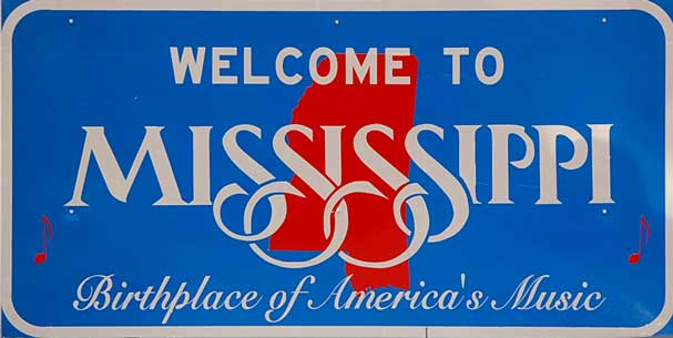 mississippi welcome