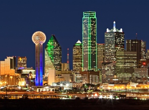 dallas night