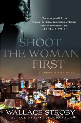 shoot the woman first