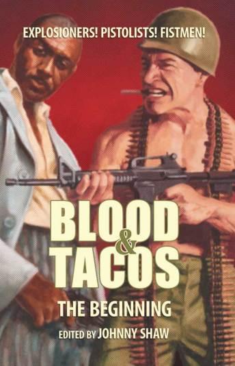 blood tacos