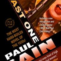 Shotgun Blast From The Past: Paul Cain's FAST ONE