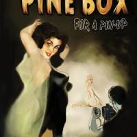 MysteryPeople Review: PINE BOX FOR A PIN-UP by Frank DeBlase