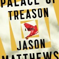 MysteryPeople Review: PALACE OF TREASON by Jason Matthews