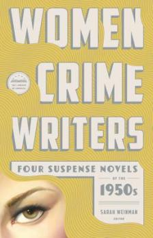 women crime writers 1950s