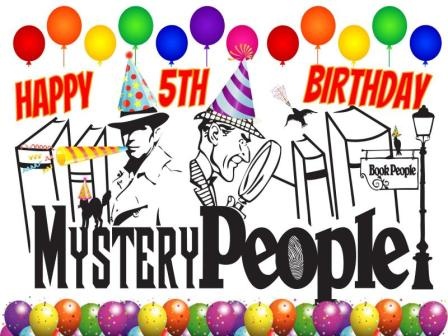 MysteryPeople 5th Birthday