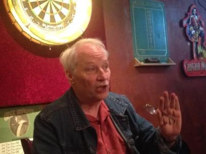 joe lansdale noir at the bar