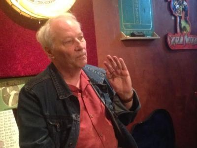 joe lansdale storytelling noir at the bar