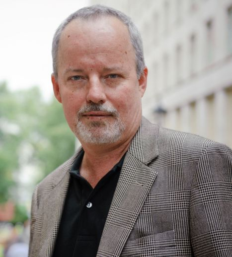 Michael Robotham, international crime writer visiting London 26.07.2010 picture: Stefan Erhard