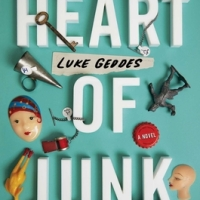 Plot Always Comes Last: Scott Butki Interviews Luke Geddes, Author of 'Heart of Junk